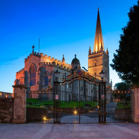 St Columb's Catherdal Derry